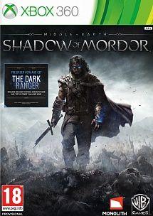 Игра Средиземье : Тени Мордора (XBOX 360)
