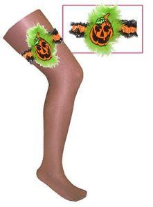 Подвязка Хэллоуин