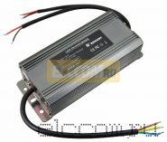 Источник питания 110-220V AC/12V DC, 9А, 100W с проводами, влагозащищенный (IP67)