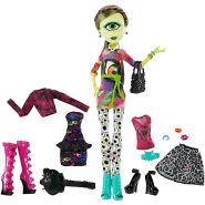 Кукла Айрис Клопс (Iris Clops), серия Я люблю моду, MONSTER HIGH