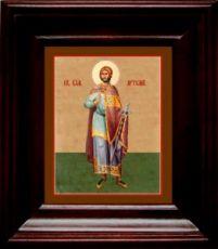 Артемий Антиохийский (21х24), простой киот
