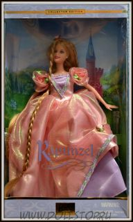 Barbie as Rapunzel, 2001, Mattel, Кукла Барби Рапунцель