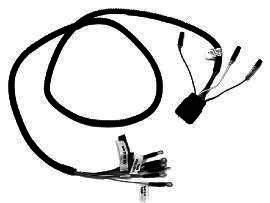 Проводка для подключения тахометра к подвесному лодочному мотору