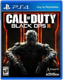 Игра Call of Duty Black Ops III (PS4,русская версия)