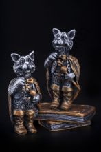 Кот в сапогах статуэтка Россия