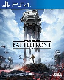 Игра Star Wars Battlefront (PS 4)