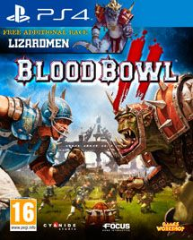 Игра Blood Bowl 2 (PS4)