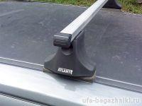 Багажник на крышу Ford S-Max, Атлант, прямоугольные дуги