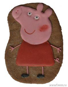"Имбирный пряник ""Свинка Пеппа"""