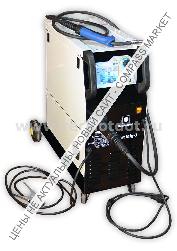 HOT MIG-3 Полуавтомат сварочный, RHD (Франция)