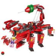 "Конструктор ""Робо-Самураи. Робот-Скорпион"", 516 деталей (арт. Т57019)"