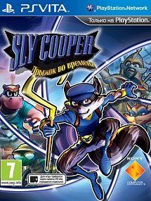 Игра Sly Cooper Прыжок во времени (PS VITA)