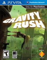 Игра Gravity Rush (ps vita)