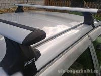 Багажник на крышу Haima M3, Атлант, крыловидные аэродуги