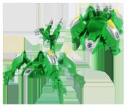 """Боевой костюм """"Battle Suit Bakugan"""" (Бакуган) (арт. 64401-4)"""