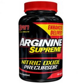 SAN Arginine Supreme (100 капс.)