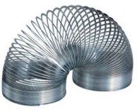 Пружинка Slinky  металлическая