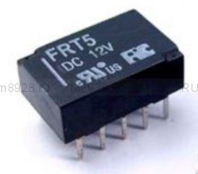 Реле миниатюрное FRT5-DC12V