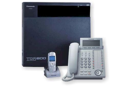 IP-АТС KX-TDA600 б/у