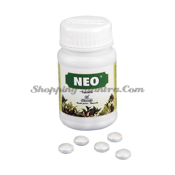 Препарат для мужчин Нео Чарак / Charak Pharma Neo Tablets