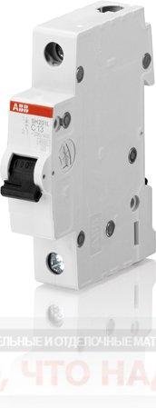 Автоматический Выключатель 16А 1Р ABB SH201L