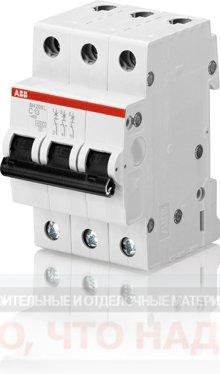 Автоматический Выключатель 40А 3Р ABB SH203L