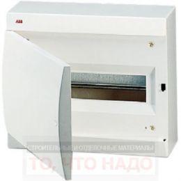 Шкаф Распределительный Наружный 12 мод 1 ряд ABB UNIBOX 12242