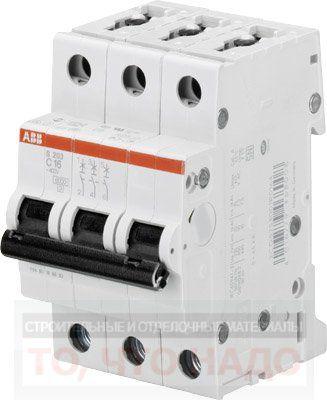 Автоматический Выключатель 40А 3Р ABB S203