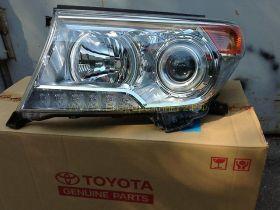 Передняя альтернативная оптика  (Тип 8) для Toyota Land Cruiser 200
