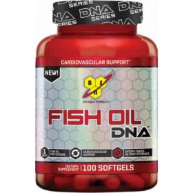 BSN Fish Oil  DNA Cardiovascular Support (100 капс.)