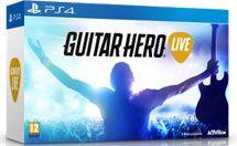 Guitar Hero Live (Гитара + игра) (PS4)