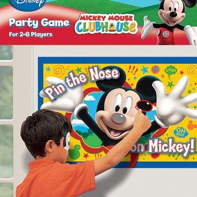 Игра с наклейками Disney Микки Маус