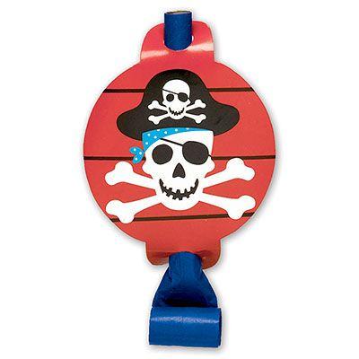 Язык-гудок Сундук Пиратов