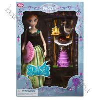 Кукла Анна поющая Дисней стор