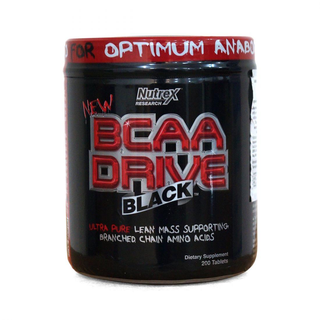 BCAA Drive Black (200 капс.)