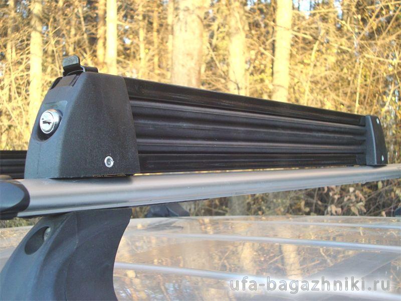 Багажник для лыж и сноубордов - крепление Amos для 5 пар лыж / 4 сноубордов