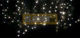 "Гирлянда ""Дюраплей LED"" 20м 200 LED черный провод, тепло-белая NEON-NIGHT"