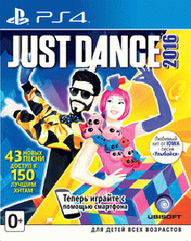 Игра Just Dance 2016 (PS4)