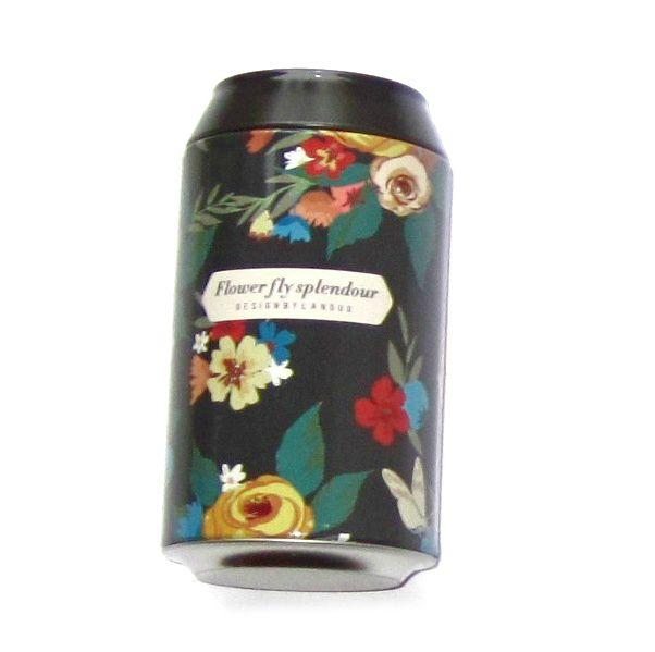 """Копилка """"Flower Fly Splendour"""" - Black"""