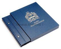 Футляр для альбомов толщиной 25 мм, цвет «Синий»
