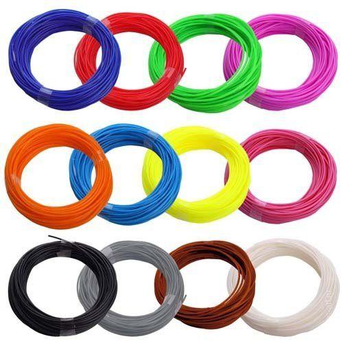 Набор для 3D ручки 12 цветов ABS 1.75 мм