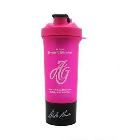 Шейкер SmartShake Signature Series Adela Garcia Pink & Black (500 мл.) Adela Garcia