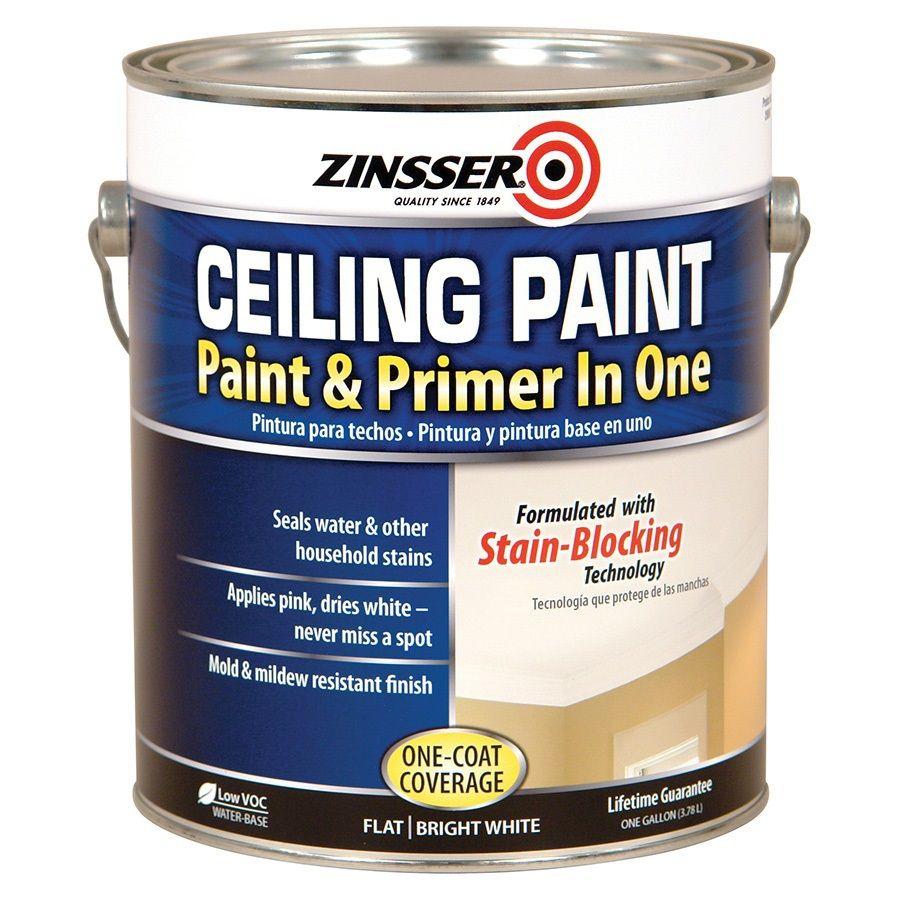 Zinsser Краска для эффективного устранения пятен