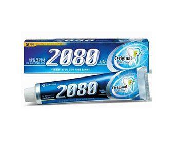 KeraSys Зубная паста Натуральная мята