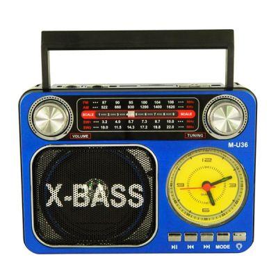 Радиоприёмник Meier M-U36 р/п сетев (УЦЕНКА !!! Скол корпуса внизу)