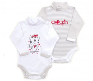Боди для новорожденного Крокид К6026