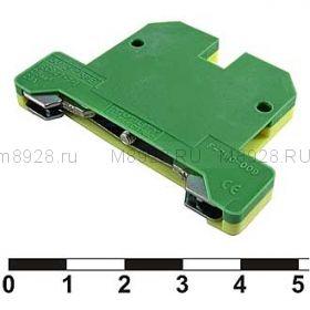 Клемник наборной MK 2.5-PE зеленый