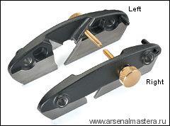 Упор для шпунтубеля Veritas правого для работы с широкими (от 10мм) ножами и ножами для гребней 05P51.60 М00006172