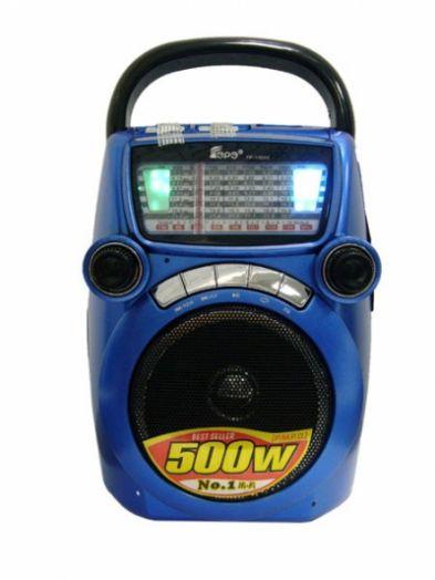 Радиоприёмник Fepe FP-1302U р/п сетев (USB) *