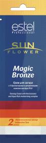 Крем для загара Magic Bronze с 5 бронзаторами и увлажняющим комплексом Aqua Rich